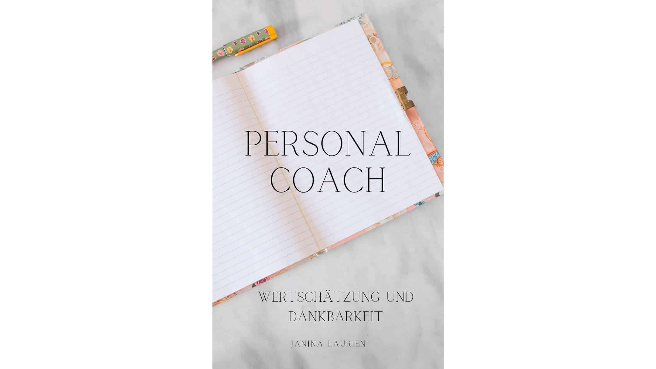 Personal Coach Workbook